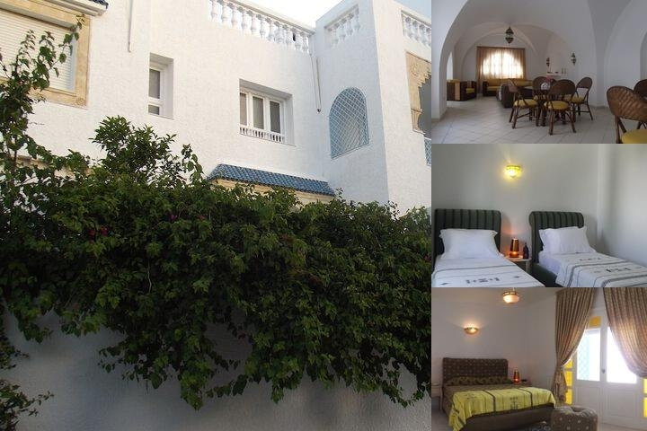 Villa Phoenicia photo collage