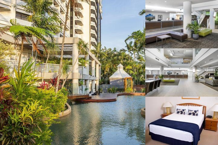 Rydges Esplanade Resort Cairns photo collage