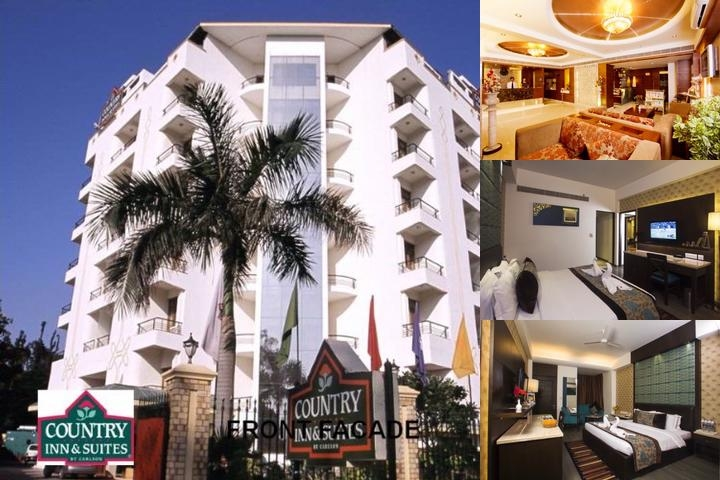 Country Inn & Suites by Carlson Haridwar photo collage