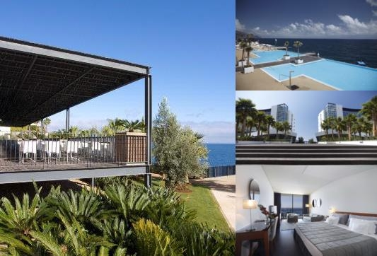 Vidamar Resort Madeira photo collage