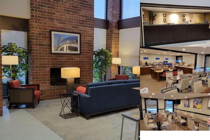 Comfort Inn Downers Grove photo collage