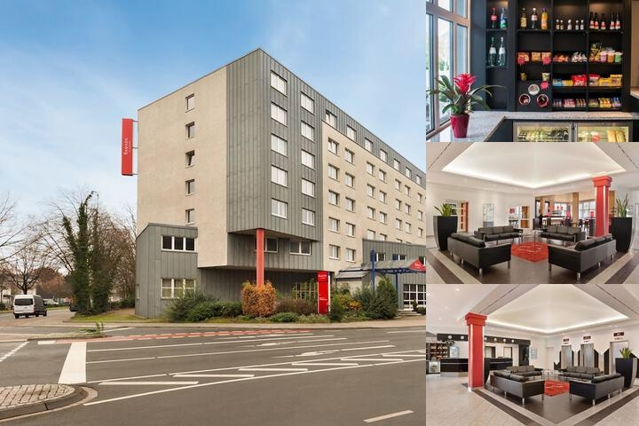 Arcadia Hotel Bottrop photo collage