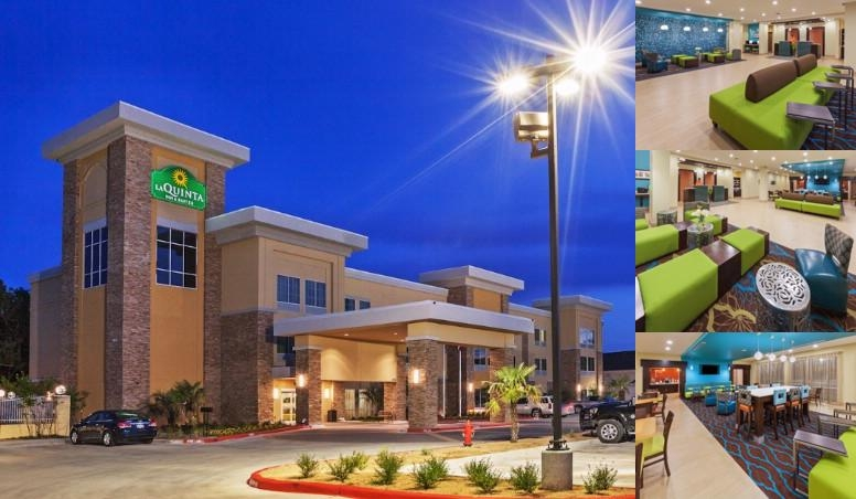 La Quinta Inn & Suites Beeville photo collage