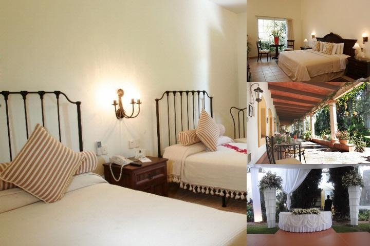 Hotel Hacienda Los Laureles photo collage