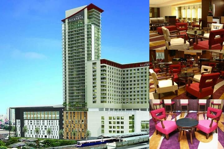 Richmond Stylish Convention Hotel photo collage