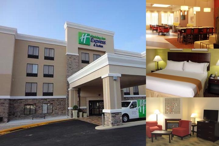 Holiday Inn Express & Suites Indianapolis W Airpor photo collage
