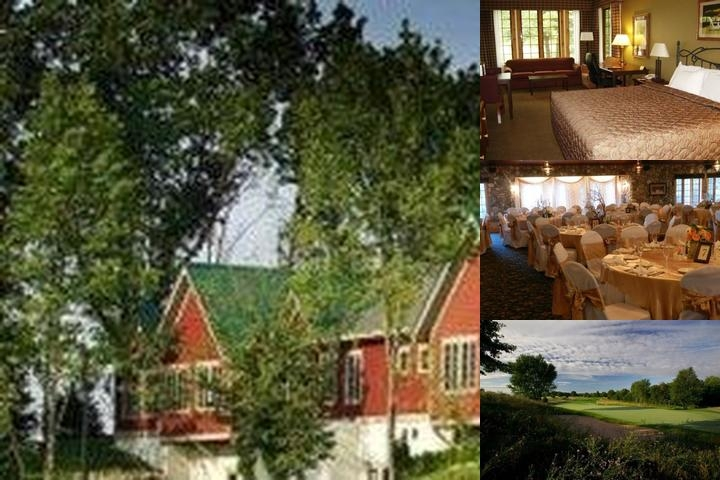 Yarrow Golf & Conference Resort photo collage