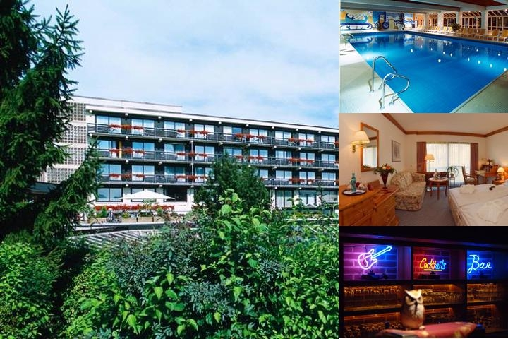 Arcadia Hotel Sonnenhof photo collage