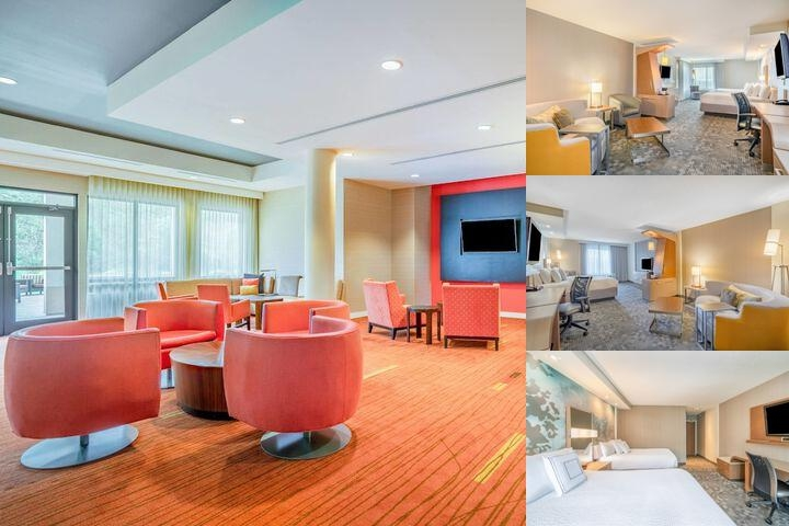 Courtyard by Marriott Wilkes Barre Arena photo collage