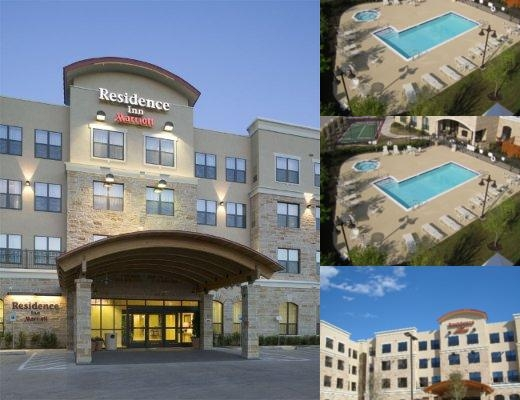 Residence Inn by Marriott Fort Worth Cultural Dist photo collage