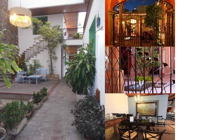 Casona De La Republica Hotel Boutique Design photo collage