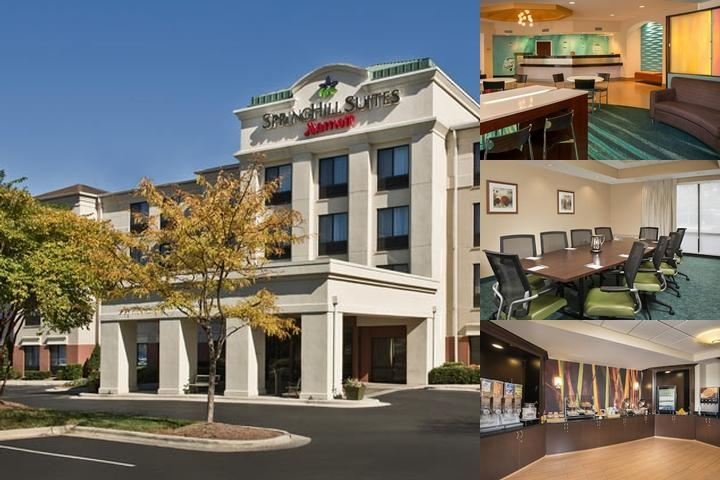 Springhill Suites Raleigh Durham Airport / Rtp photo collage