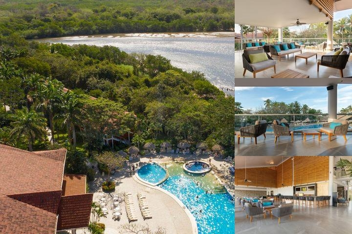 Occidental Tamarindo photo collage
