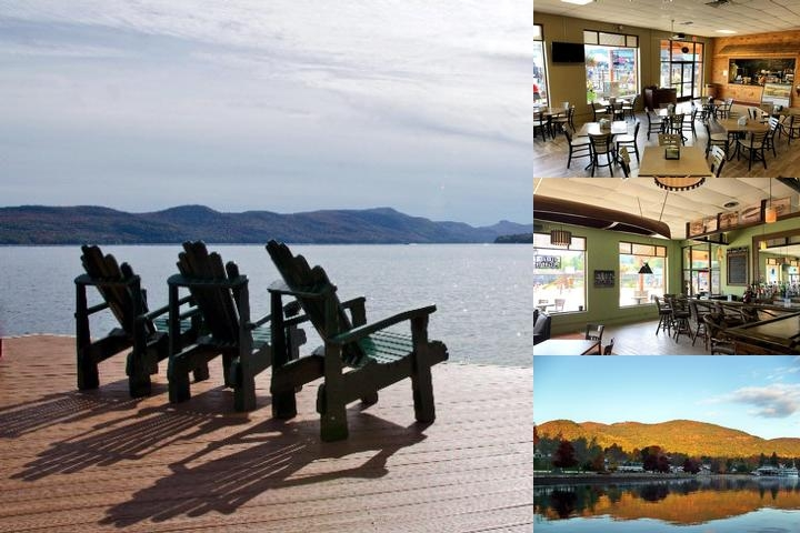 Scotty's Lakeside Resort photo collage