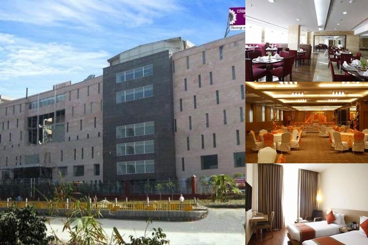 Clarks Inn Suites photo collage