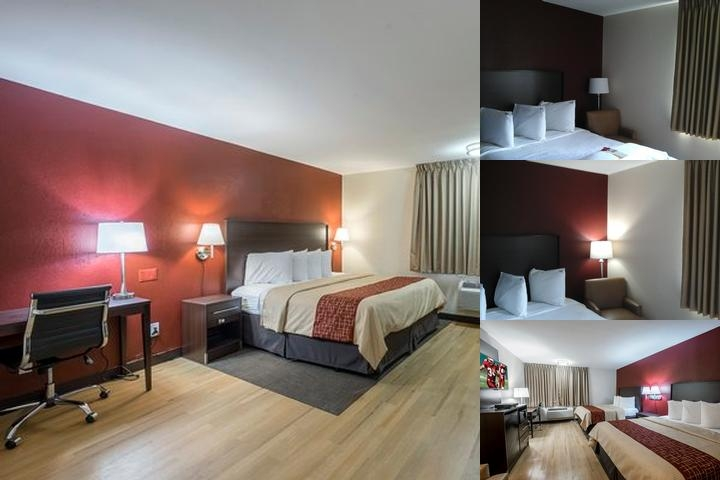 Cloud 9 Hotel photo collage