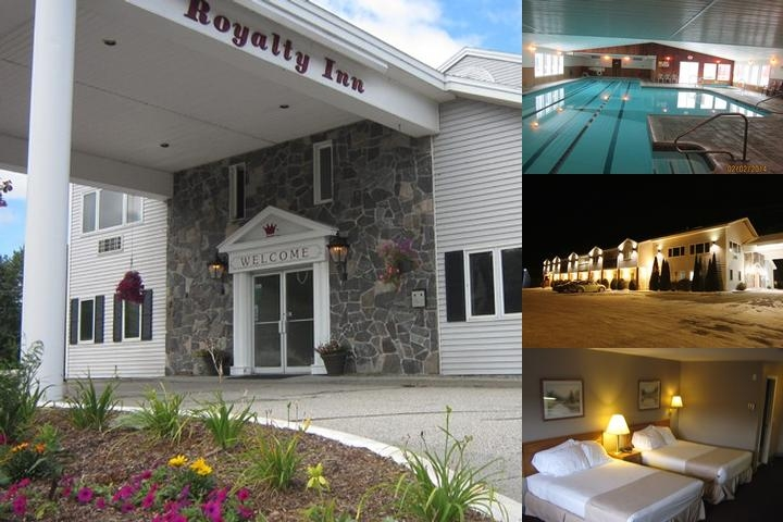 Royalty Inn photo collage
