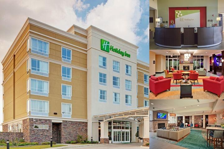 Holiday Inn Jackson Southeast Pearl photo collage
