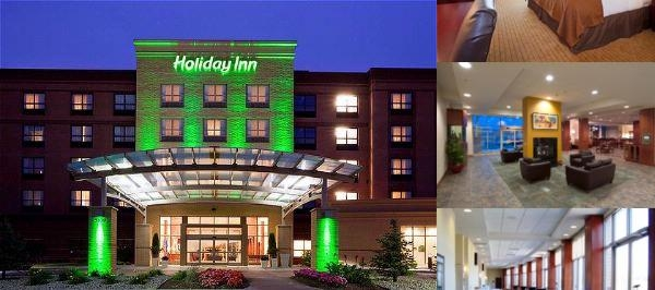 Holiday Inn at the American Center photo collage