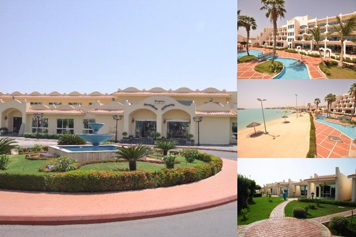 Durrah Beach Resort photo collage