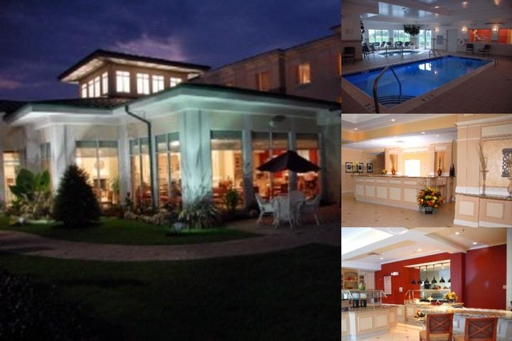 Hilton Garden Inn Riverhead photo collage