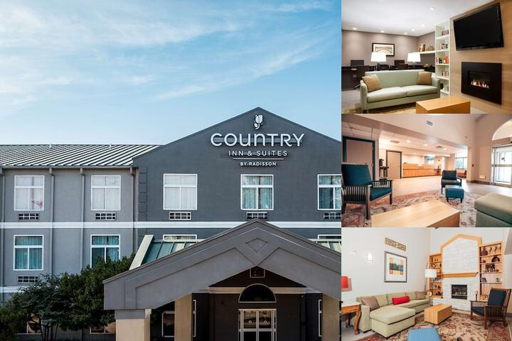 Country Inn & Suites by Radisson Austin University photo collage