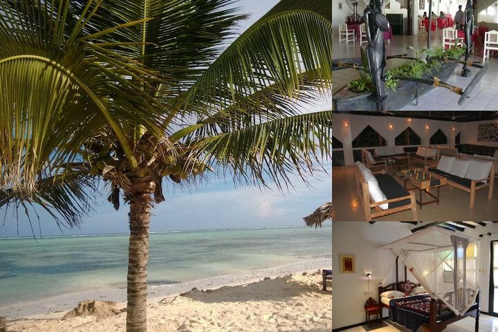 La Madrugada Beach Resort photo collage