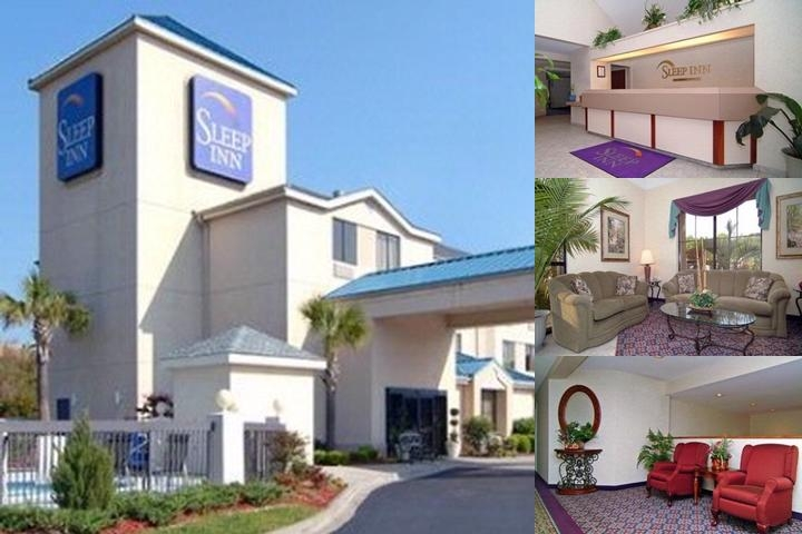 Sleep Inn of Walterboro Sc photo collage