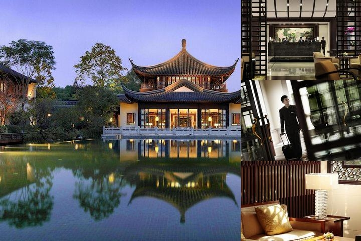 Four Seasons Hotel Hangzhou at West Lake photo collage