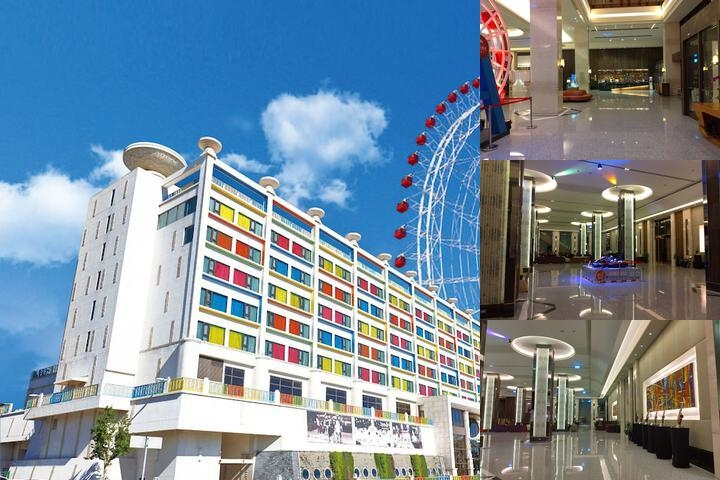 Fullon Hotel Yamay photo collage