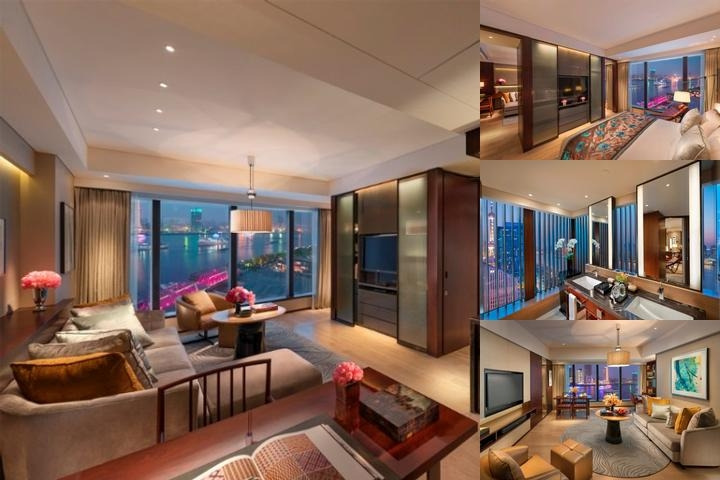 Mandarin Oriental Executive Apartment photo collage