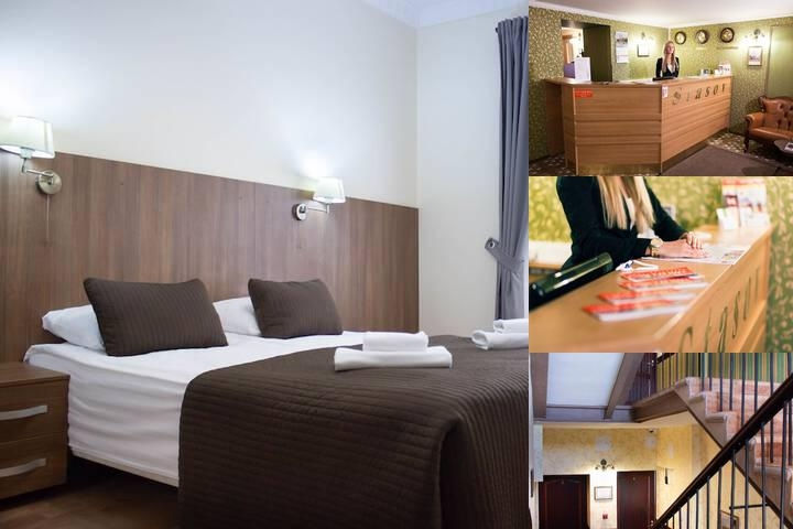 Stasov Hotel photo collage