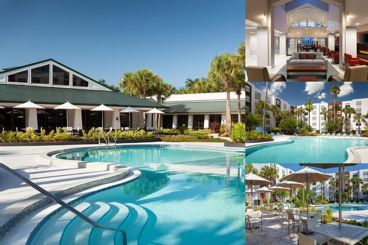 Hawthorn Suites by Wyndham Orlando Convention Cent photo collage