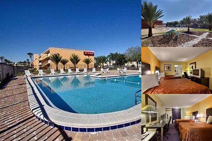 Econo Lodge International Drive Orlando photo collage