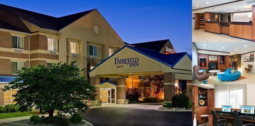 Fairfield Inn Battle Creek photo collage