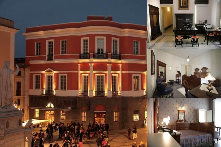 Hotel Regina D'arborea photo collage