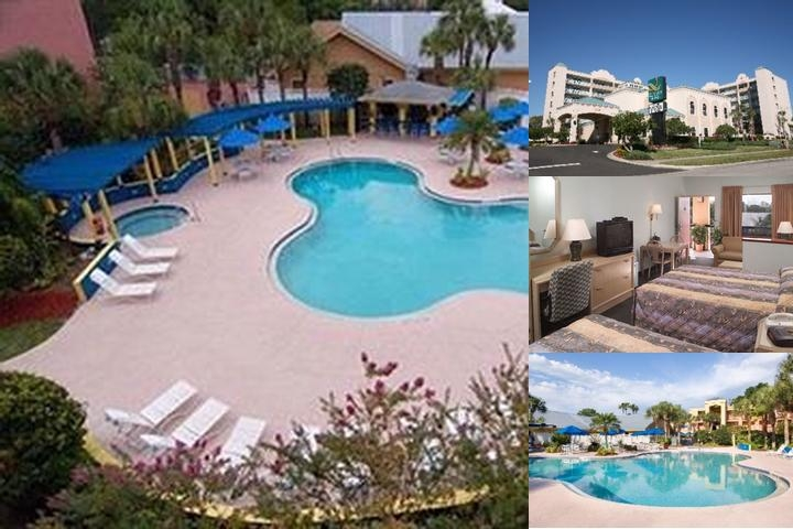 Quality Suites Turkey Lake / Lake Buena Vista photo collage
