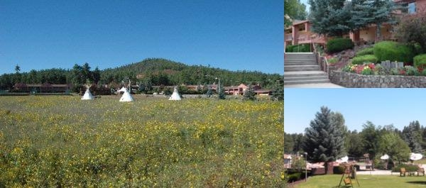 Mountain Ranch Resort at Beacon Hill photo collage