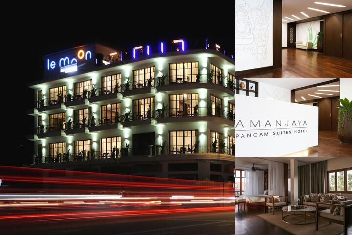 Amanjaya Pancam Suites Hotel photo collage