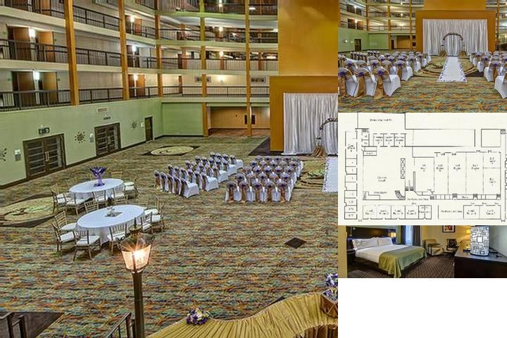 Holiday Inn Memphis Airport Hotel & Conf. Center photo collage