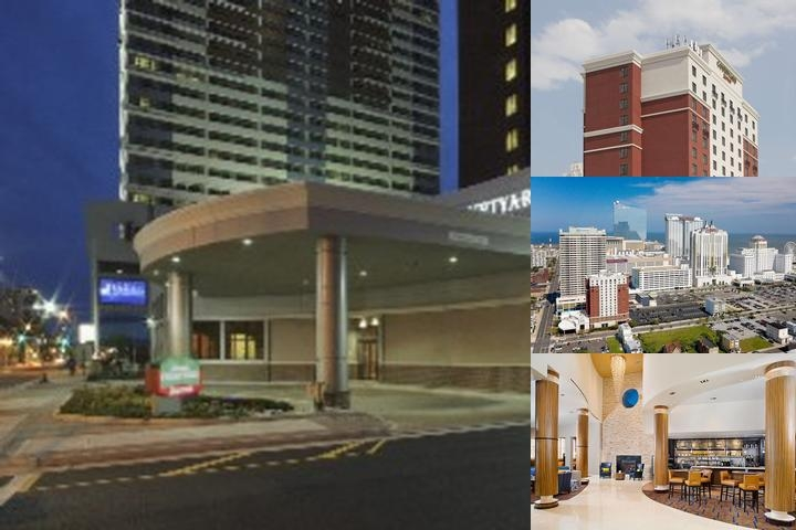 Courtyard by Marriott Atlantic City photo collage