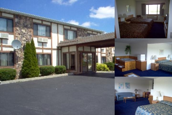 Sky Lodge Inn & Suites photo collage