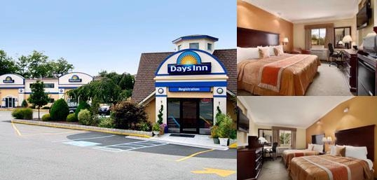 Days Inn Nanuet photo collage