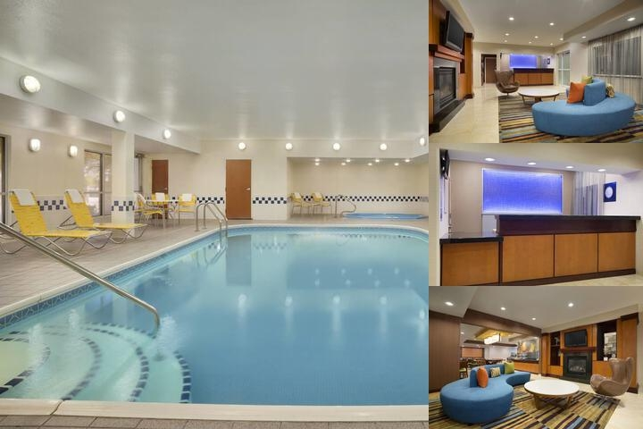 Fairfield Inn & Suites Marriott Ft. Worth Universi photo collage