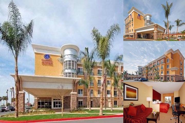 Comfort Suites Ontario Airport photo collage