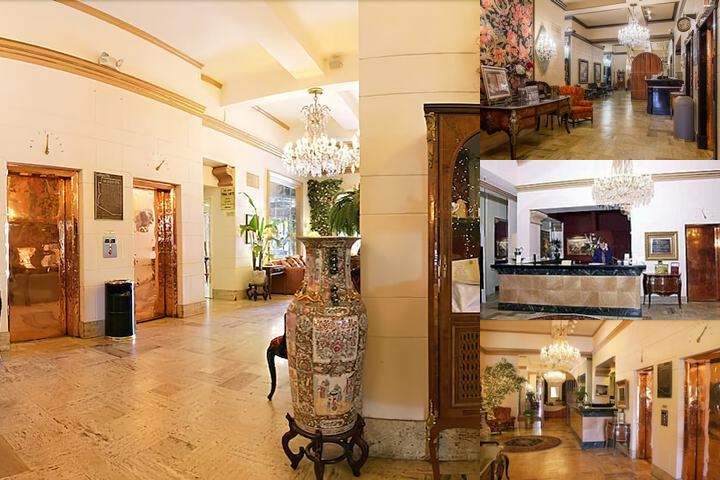 Hotel San Carlos photo collage