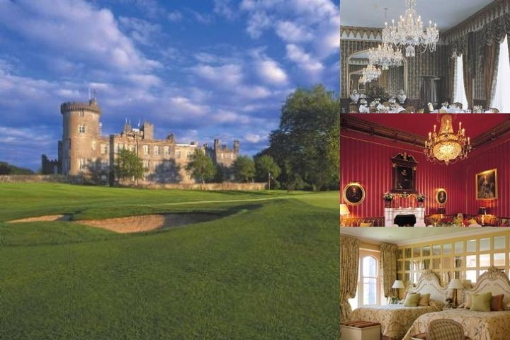 Dromoland Castle Resort photo collage