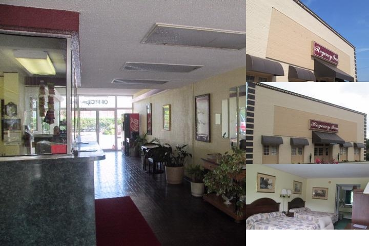Regency Inn Fayetteville / Fort Bragg photo collage