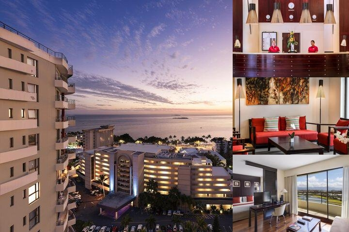 Ramada Plaza Noumea photo collage
