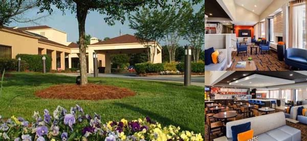 Greenville Haywood Mall Courtyard by Marriott photo collage